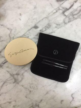 Giorgio Armani Luxe is More Palette / Eyeshadow & Coutouring