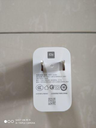 Xiaomi 27W Charger (support charging turbo)
