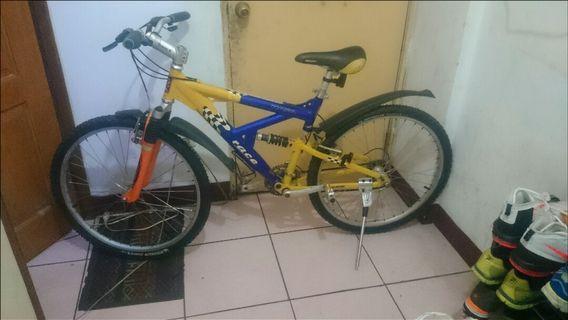 Mountain Bike All Alloy