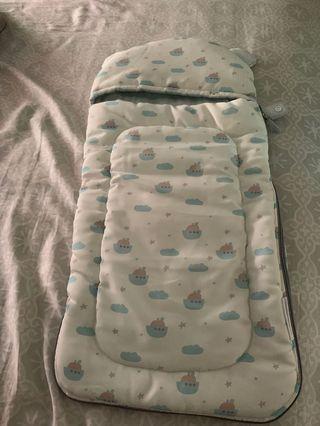 Cradle doodle sleeping bag - baby cocoon
