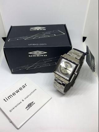 ⌚️NEW - UMBRO Unisex Bracelet Watch ⬅️只限順豐,運費到付