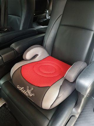 Baby and Child Booster Seat for Car in Good Condition