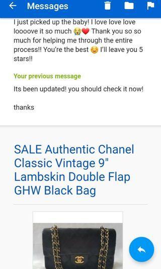 Chanel hermes bags