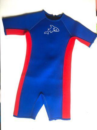 🚚 Boys Thermal Swimwear