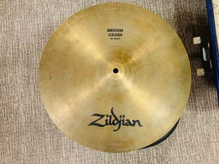🚚 Zildjian Medium Crash 16 inch