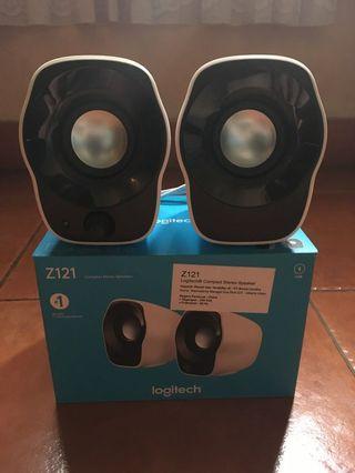 Speaker Logitech Z121