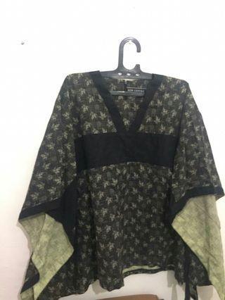 Baju/kimono menyusui