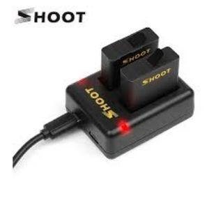 GoPro HERO Black Edition Battery Charger with 2 Batteries