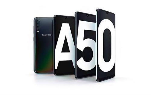 Local Set  Samsung Galaxy A50 with 1 Year warranty