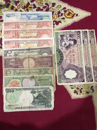 Rupiah Old Notes