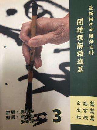 中文閱讀理解練習