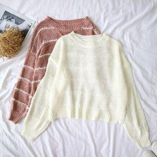 [preorder] Knitted Top