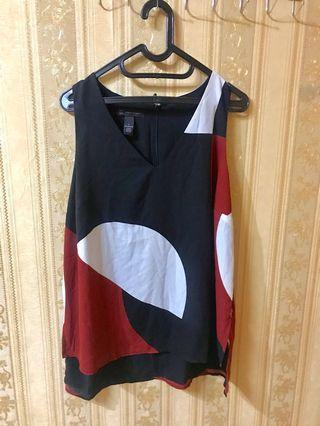bigsize abstract tank