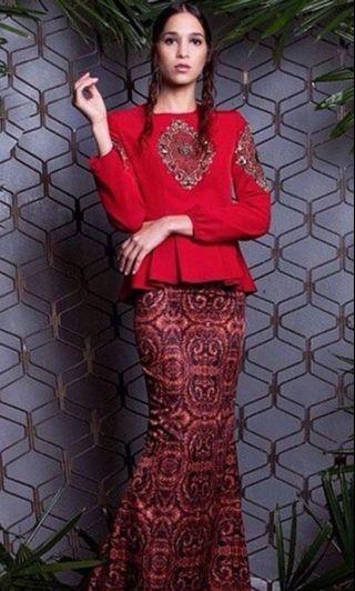FOR RENT: Jovian Jazima in red