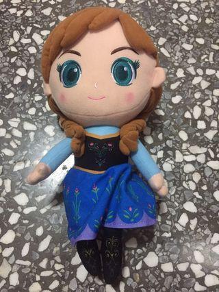 🚚 冰雪奇緣娃娃迪士尼正版娃娃