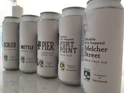 精釀啤酒 - Trillium 預訂 bottle & can pm 議價 全能型酒廠,黑、酸、ipa都掂