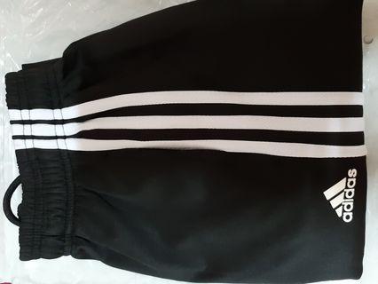 🚚 adidas縮口長褲 M號