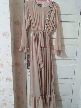 Dress swarovski