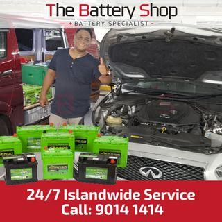 Affordable Car Battery - 24Hrs Car Battery Replacement