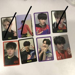 WTS / WTT Stray Kids Cle 1 Miroh Photocards
