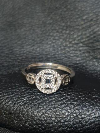 🚚 正生古錢純銀戒指