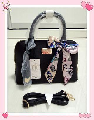 New Authentic D. Kelly Handbag