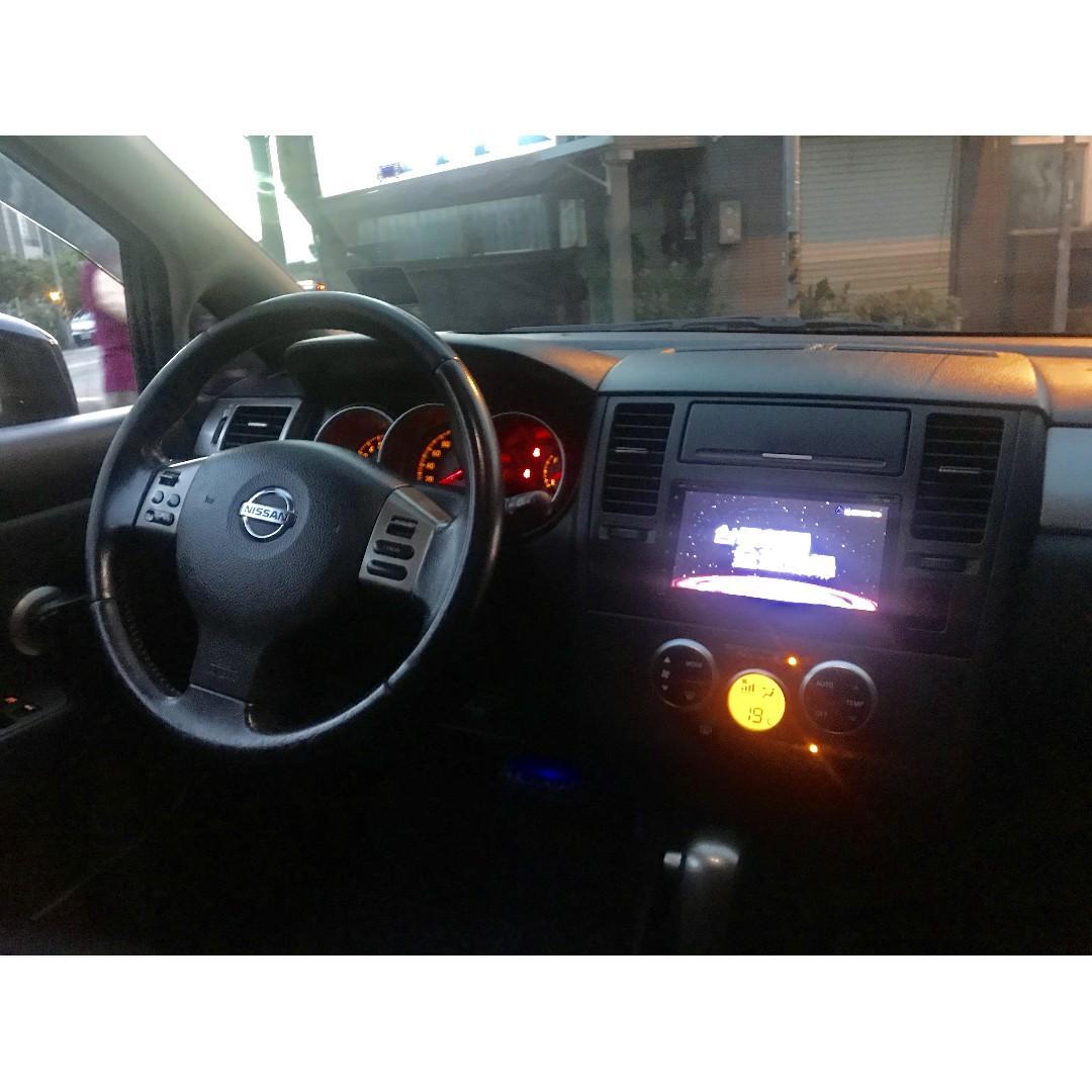 2010 Nissan Tiida 1.8 5D  👉比TOYOTA還熱銷的代步車款