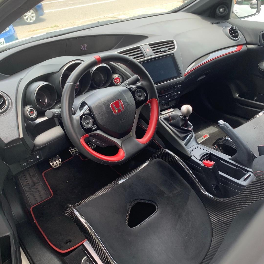 2016 HONDA CIVIC TYPER -R 一手車(稀有車款)