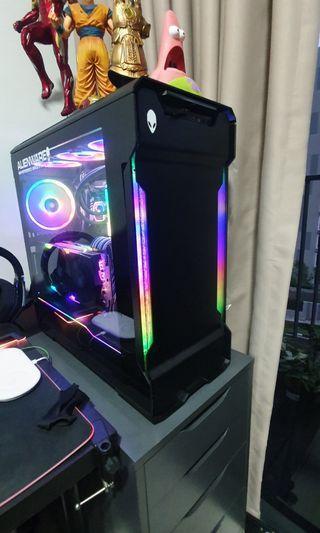 Preloved Custom Gaming PC i7 8700k 2080ti