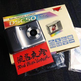 Kenko Digital Camera 數碼相機 操作正常 9成9新