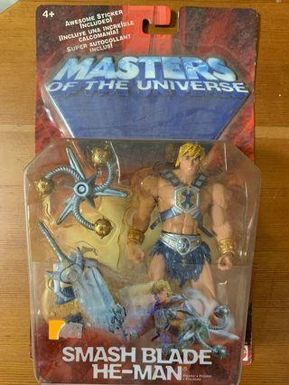He Man master of the universe smash blade