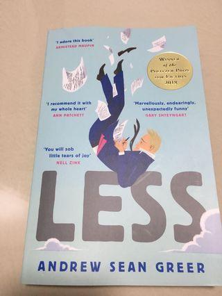 🚚 LESS by Andrew Sean Greer