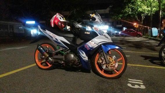 Yamaha 135 v1