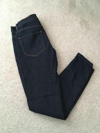 BNWOT Sz 26 Denim Jeans - F21
