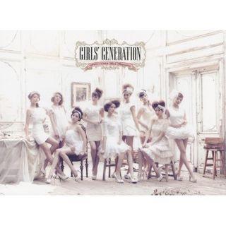 Girls' Generation 1st Japanese Album