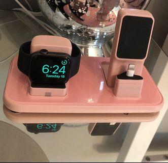 Apple Watch/iPhone Charging Stand