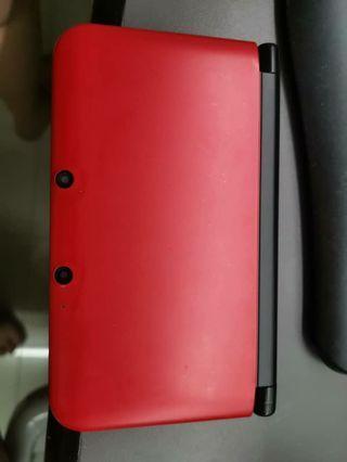 Nintendo 3DS XL modded