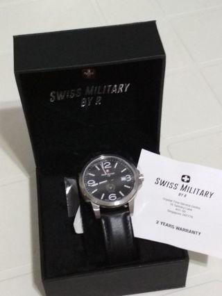 🚚 Swiss Military Watch