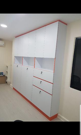 🚚 Carpenter customade full height cabinet