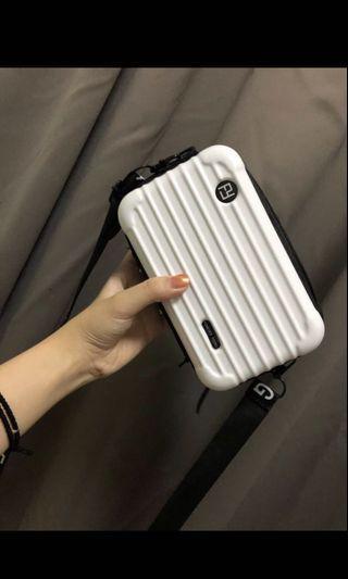 Suitcase Sling Bag