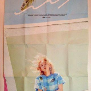 Taeyeon Why poster (official)