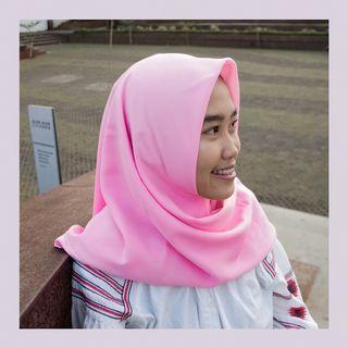 Basic Square Pink Soft