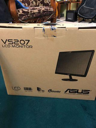 Asus vs207 lcd monitor