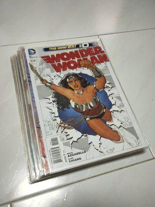 DC Comics New 52 Wonder Woman