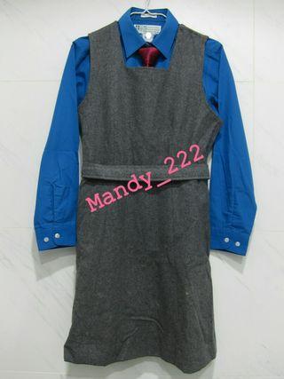 DGS 冬季 初中 校服 全套 Diocesan Girl School Winter Uniform mandy_222 (SU029)