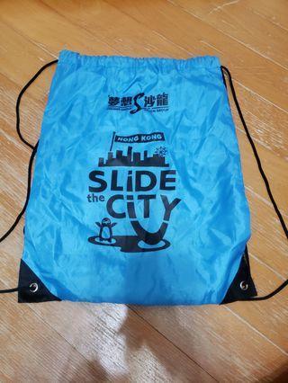 沙灘背袋 Slide the city HK