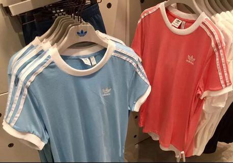 100% Authentic Adidas Originals 3-Stripes California T-Shirt (New with Tags)