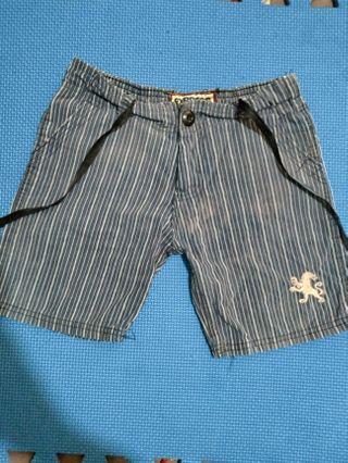 Express Stripe Short