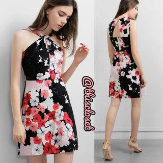 BN Saturday Club Marina Floral Dress