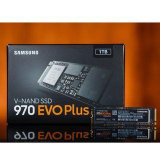 Samsung 970 EVO Plus PCIe NVMe terbaik utk PC/Mac/Hackintosh!